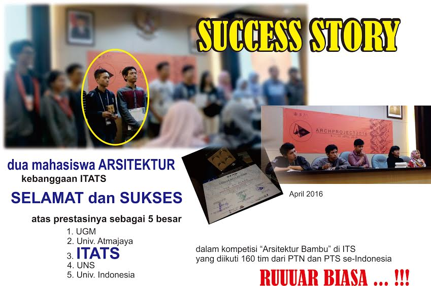 success story arsitektur