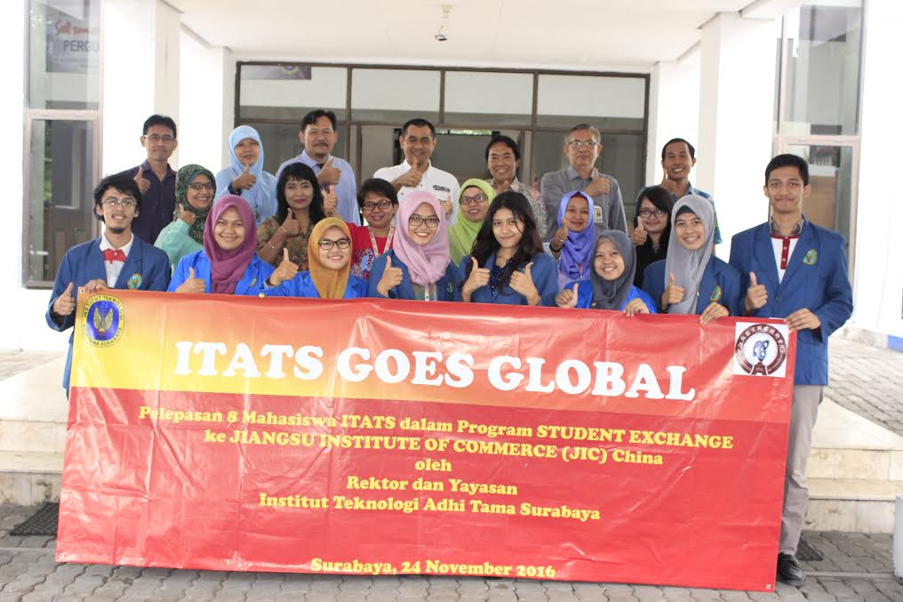 itats goes international